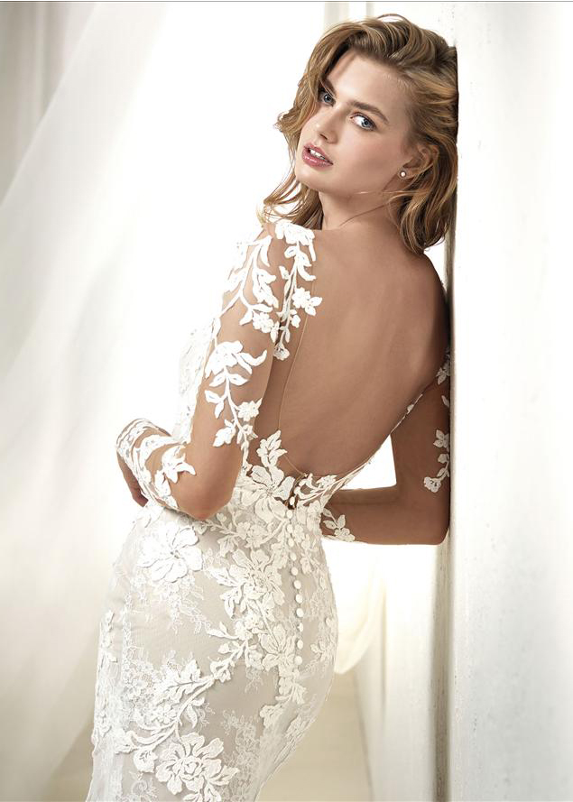 Bridal Collections - La Belle Elaine\'s - Seattle & Bellevue