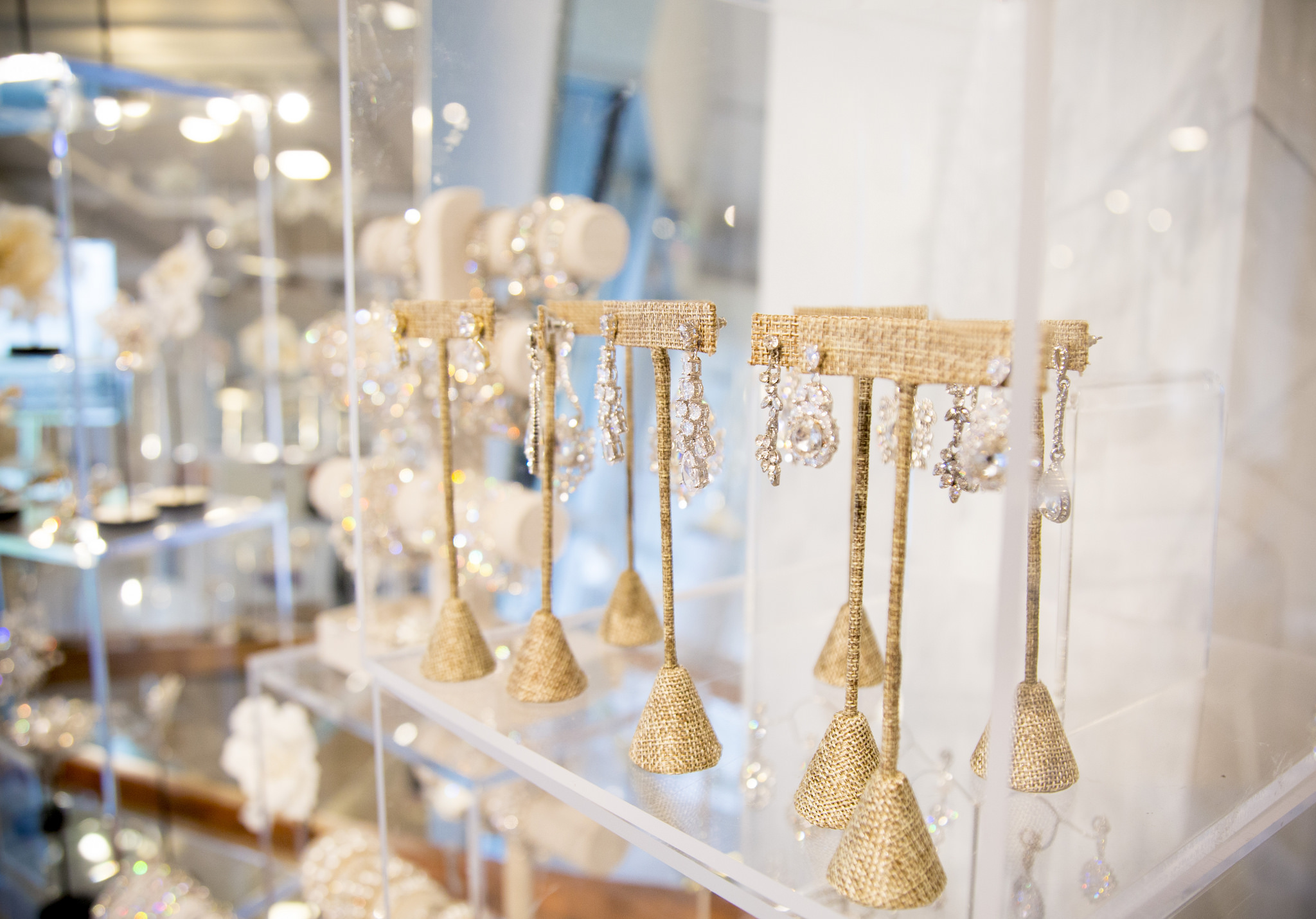Wedding Jewelry and Accessories in Seattle