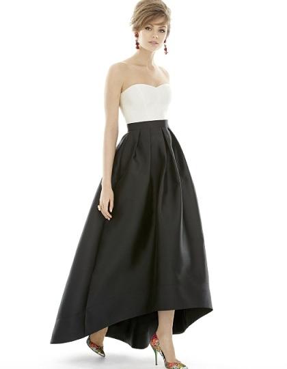 La Belle Elaine's Bridesmaid Dresses - Alfred Sung