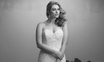 Plus Size Wedding Dresses in Seattle La Belle Elaine's